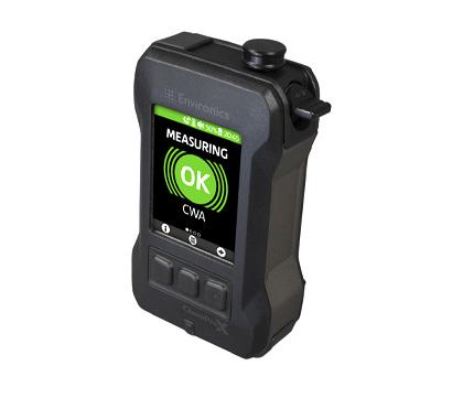 ChemProX-Monitor chemických a biologických látek